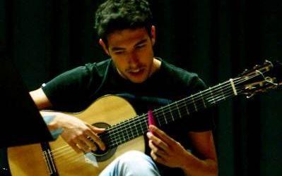 Itinerario de Guitarra