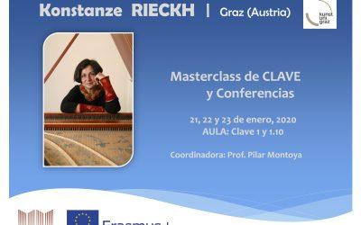 Masterclasses y conferencias